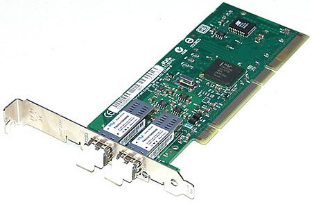 Intel® PRO/1000 MF Dual Port Gigabit Server Adapter
