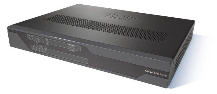 CISCO Integrated Service Router 891 (891-K9 V02)