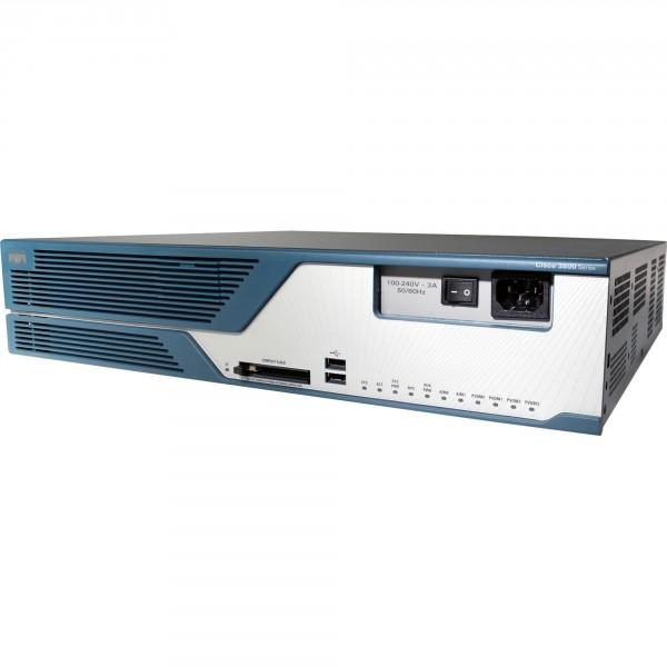 CISCO Integrated Service Router 3825 +SFP SM/MM gratis