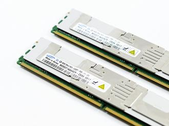 8GB PC2-5300F DDR2 667MHz ECC fully buffered