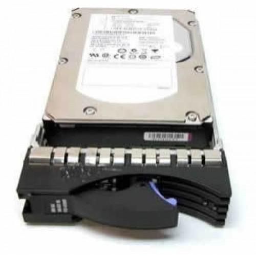 "IBM 3,5"" 73,4GB 15K SAS HDD +CADDY"