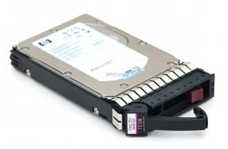 "HP 3,5"" 72GB 15K SAS SinglePort HDD +CADDY"