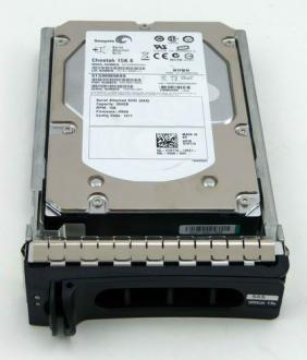 "DELL 3,5"" 300GB 15K SAS HDD +CADDY"