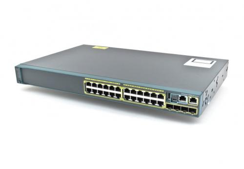 CISCO Catalyst 2960S (WS-C2960S-24TS-L V04)