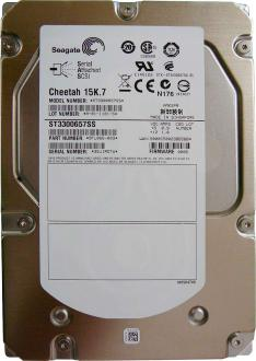 "3,5"" 300GB 15K SAS HDD Seagate Cheetah 15K.7"