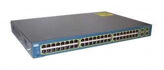 CISCO Catalyst 3560 (WS-C3560-48TS-S V02)