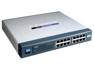CISCO/Linksys SR216