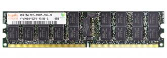 4GB PC2-5300P DDR2 ECC Registered
