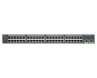 CISCO Catalyst 2960 (WS-C2960-48TT-S V01)