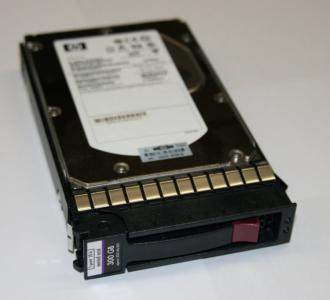 "HP 3,5"" 300GB 15K SAS DualPort HDD +CADDY"