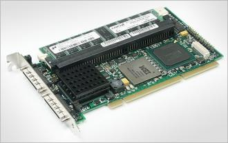 LSI MegaRAID SCSI320-2X DUAL-CHANNEL U320 SCSI PCI-X