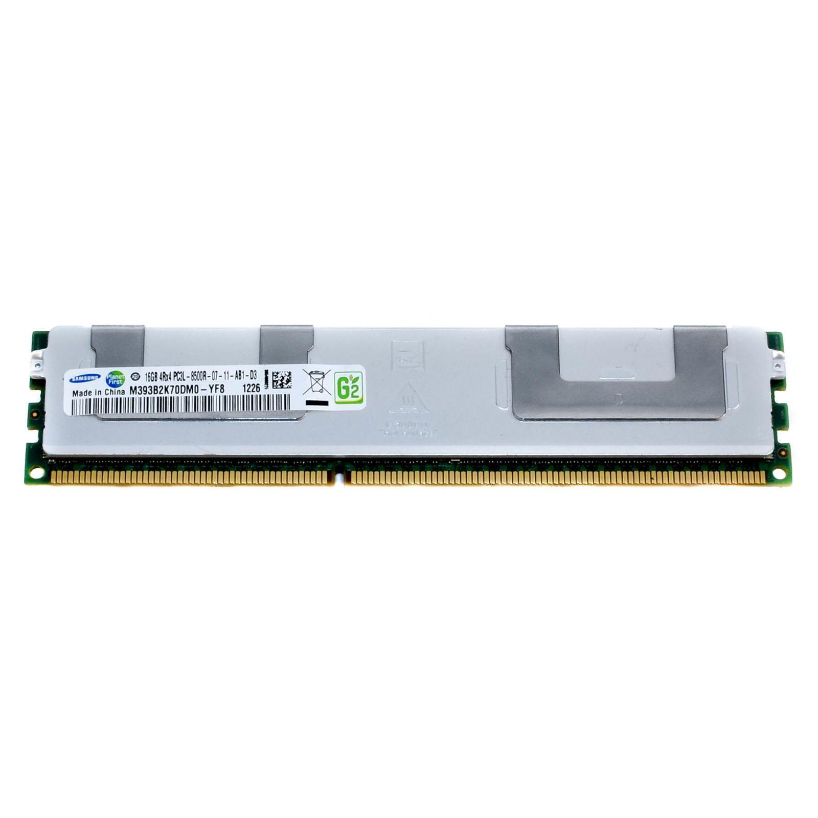 16GB PC3-8500R DDR3 1066MHz ECC Registered